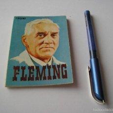 Libros de segunda mano: MINI LIBRO FLEMING ENCICLOPEDIA PULGA POR F VICENS Nº 1158 - EDICI G.P. BARCELONA. Lote 57069695