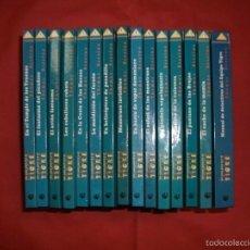 Libros de segunda mano: LOTE THOMAS BREZYNA, UN CASO PARA TI Y EL EQUIPO TIGRE, CIRCULO DE LECTORES 2002. Lote 264139495
