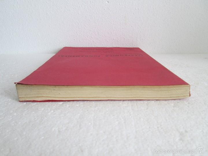 Libros de segunda mano: ELECTRONICA FUNDAMENTAL. MANUAL DE LABORATORIO POR E. ANDRES PUENTE. EDICION LITOPRINT.1962 - Foto 5 - 57125044