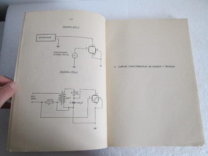 Libros de segunda mano: ELECTRONICA FUNDAMENTAL. MANUAL DE LABORATORIO POR E. ANDRES PUENTE. EDICION LITOPRINT.1962 - Foto 9 - 57125044