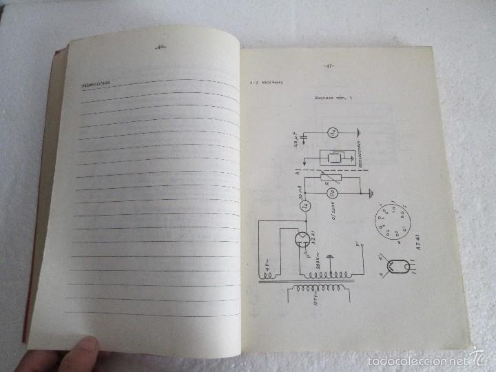 Libros de segunda mano: ELECTRONICA FUNDAMENTAL. MANUAL DE LABORATORIO POR E. ANDRES PUENTE. EDICION LITOPRINT.1962 - Foto 11 - 57125044