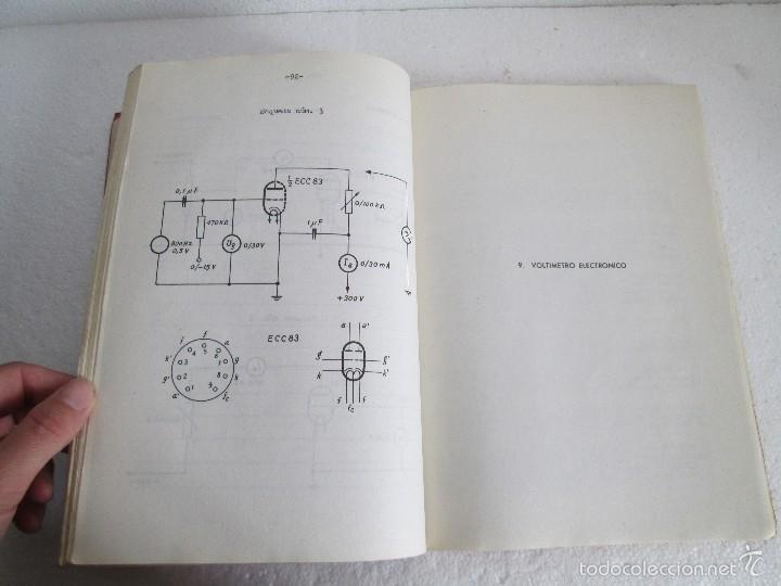 Libros de segunda mano: ELECTRONICA FUNDAMENTAL. MANUAL DE LABORATORIO POR E. ANDRES PUENTE. EDICION LITOPRINT.1962 - Foto 13 - 57125044