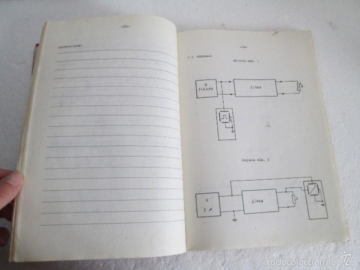 Libros de segunda mano: ELECTRONICA FUNDAMENTAL. MANUAL DE LABORATORIO POR E. ANDRES PUENTE. EDICION LITOPRINT.1962 - Foto 14 - 57125044