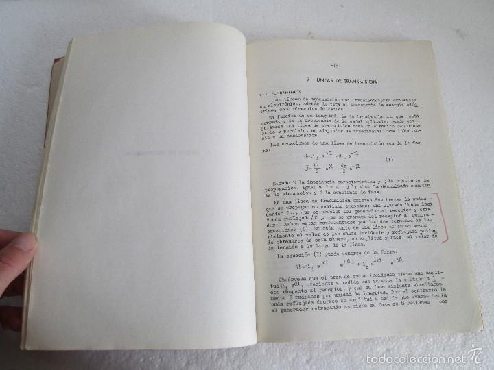 Libros de segunda mano: ELECTRONICA FUNDAMENTAL. MANUAL DE LABORATORIO POR E. ANDRES PUENTE. EDICION LITOPRINT.1962 - Foto 15 - 57125044