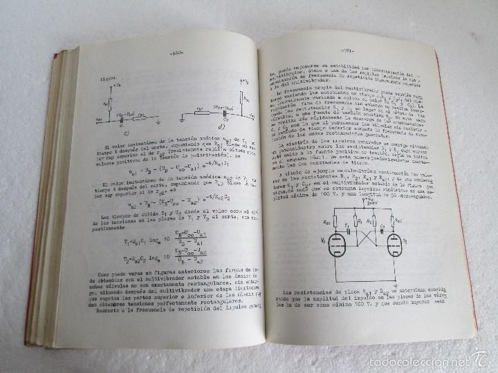 Libros de segunda mano: ELECTRONICA FUNDAMENTAL. MANUAL DE LABORATORIO POR E. ANDRES PUENTE. EDICION LITOPRINT.1962 - Foto 16 - 57125044