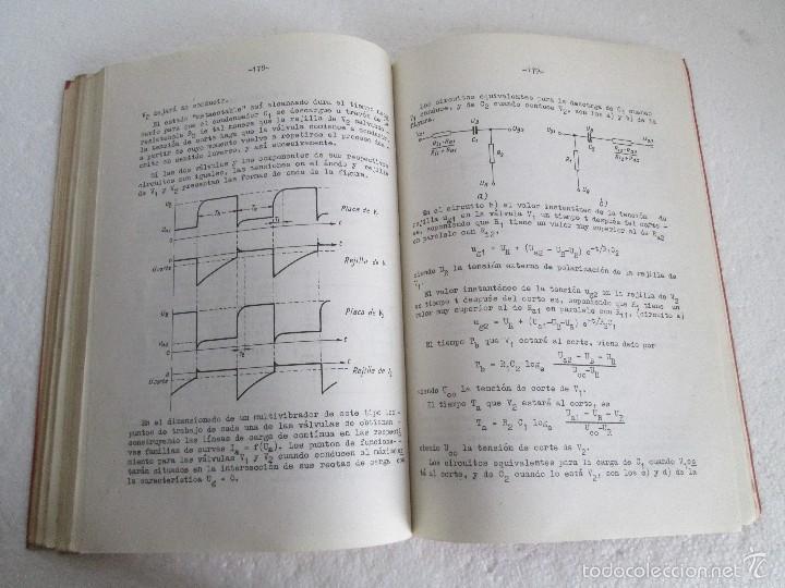 Libros de segunda mano: ELECTRONICA FUNDAMENTAL. MANUAL DE LABORATORIO POR E. ANDRES PUENTE. EDICION LITOPRINT.1962 - Foto 17 - 57125044