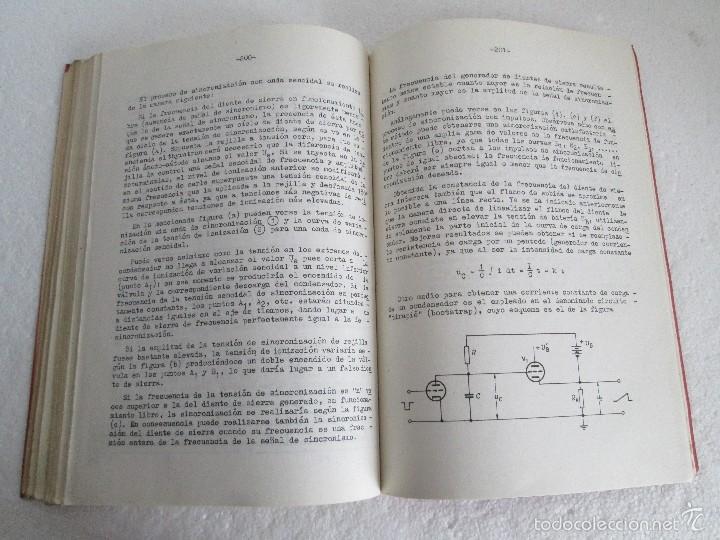 Libros de segunda mano: ELECTRONICA FUNDAMENTAL. MANUAL DE LABORATORIO POR E. ANDRES PUENTE. EDICION LITOPRINT.1962 - Foto 18 - 57125044