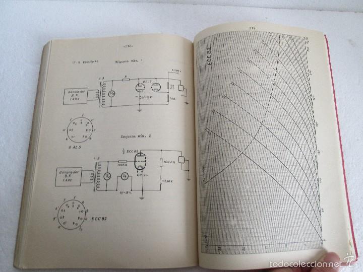 Libros de segunda mano: ELECTRONICA FUNDAMENTAL. MANUAL DE LABORATORIO POR E. ANDRES PUENTE. EDICION LITOPRINT.1962 - Foto 19 - 57125044