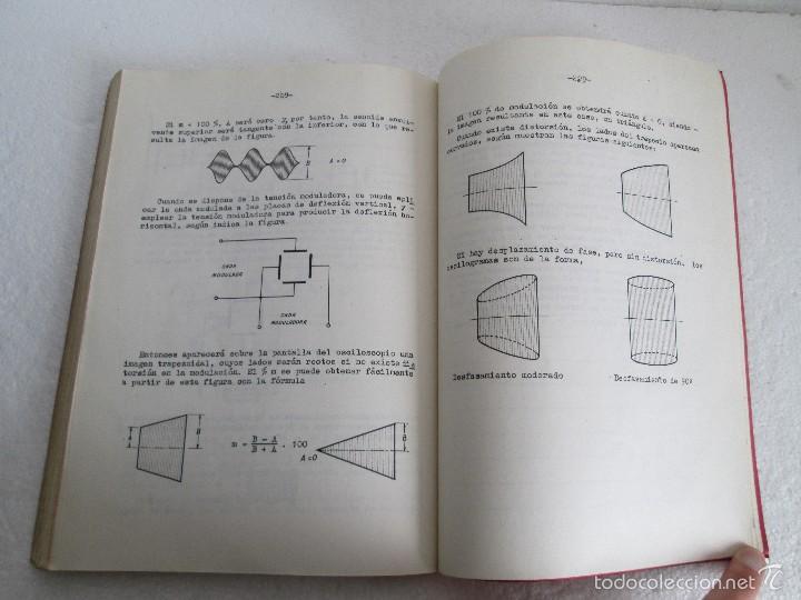 Libros de segunda mano: ELECTRONICA FUNDAMENTAL. MANUAL DE LABORATORIO POR E. ANDRES PUENTE. EDICION LITOPRINT.1962 - Foto 20 - 57125044