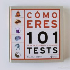 Libros de segunda mano: CÓMO ERES - 101 TESTS PARA DESCUBRIRTE A TÍ MISMO. Lote 57128795