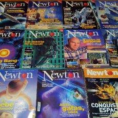Libros de segunda mano: REVISTAS NEWTON SIGLO XXI. CIENCIA 11 NÚMEROS, DEL 22 23 24 25 26 27 28 29 30 31 Y 32. VER FOTOS. Lote 57139172