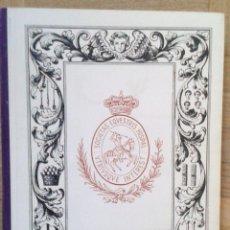 Libros de segunda mano: III CENTENARIO DEL REINADO DE FELIPE V- REAL MAESTRANZA DE CABALLERÍA DE SEVILLA 2001. Lote 57165400