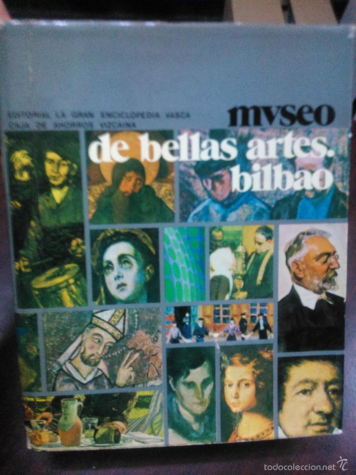 MUSEO DE BELLAS ARTES BILBAO, VOLUMEN II - ARTE AZ F01 (Libros de Segunda Mano - Bellas artes, ocio y coleccionismo - Otros)