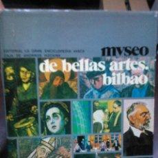 Libros de segunda mano: MUSEO DE BELLAS ARTES BILBAO, VOLUMEN II - ARTE AZ F01. Lote 57186879