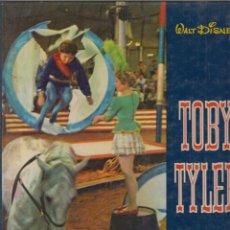 Libros de segunda mano: TOBY TYLER , WALT DISNEY -ED. EDICIONES GAISA - AÑO 1968.. Lote 57190400