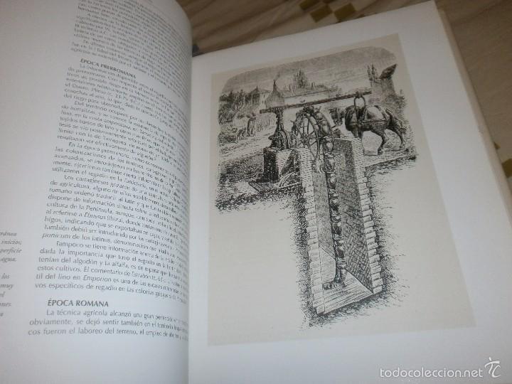 Libros de segunda mano: Historia de la tecnologia en españa 2 tomos gran formato 30 x 25 cm. Valatenea 2001 primera edición - Foto 4 - 57198273