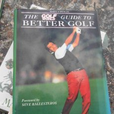 Libros de segunda mano: LIBRO THE GUIDE TO BETTER GOLF MARKS & SPENCER ESCRITO EN INGLES 1991 I-1. Lote 57203812