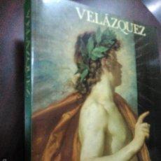 Libros de segunda mano: VELAZQUEZ, MUSEO DEL PRADO 1990 - ARTE. Lote 57203830