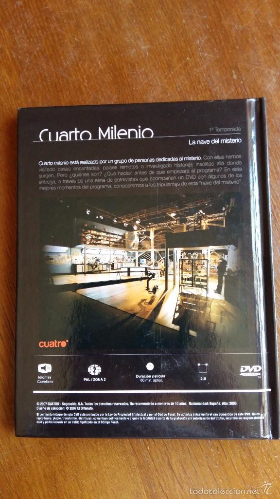 Cuarto milenio coleccion mejores programas lote - Vendido en ...