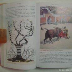 Libros de segunda mano: COSSÍO. LOS TOROS.EL TORO BRAVO. 2007. FOLIO MENOR. MUY ILUSTRADO*. Lote 57276981