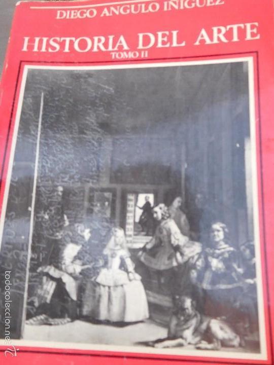 HISTORIA DE ARTE, TOMO 2 (Libros de Segunda Mano - Bellas artes, ocio y coleccionismo - Otros)