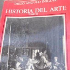 Libros de segunda mano: HISTORIA DE ARTE, TOMO 2. Lote 57277437