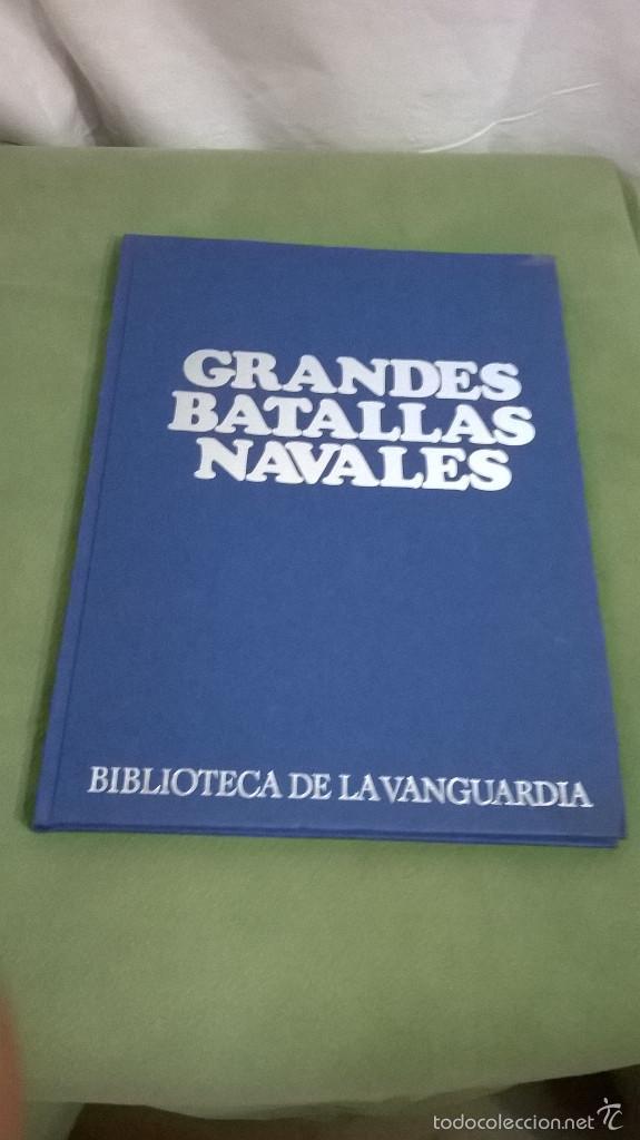 LIBRO GRANDES BATALLAS NAVALES (Libros de Segunda Mano - Historia - Otros)