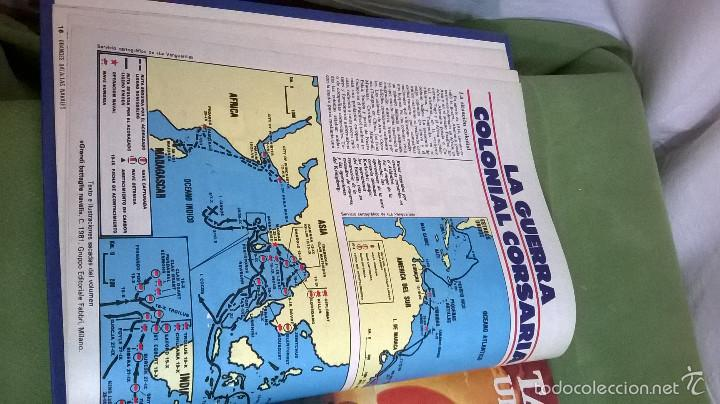 Libros de segunda mano: Libro grandes batallas navales - Foto 3 - 121154232