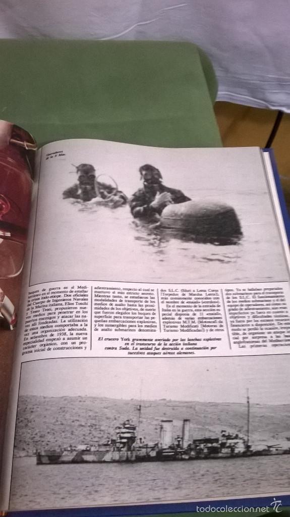 Libros de segunda mano: Libro grandes batallas navales - Foto 6 - 121154232