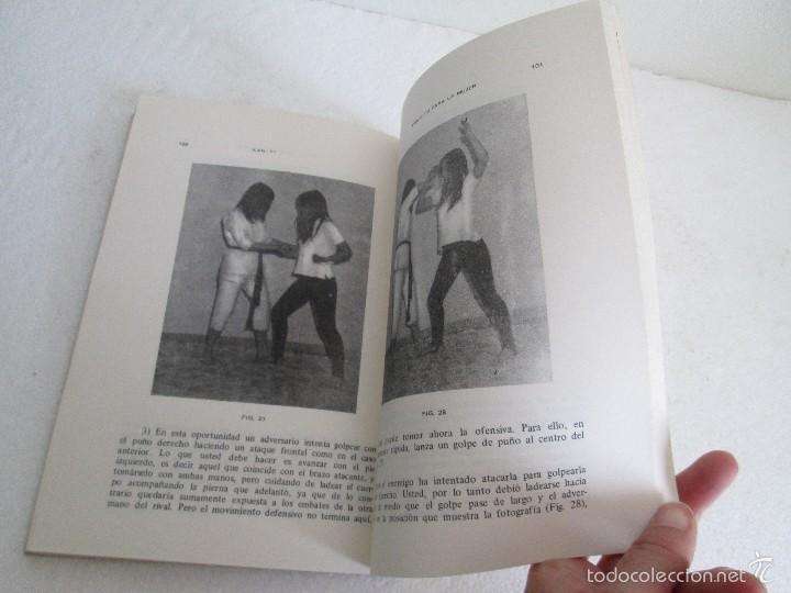 Libros de segunda mano: KUNG - FU PARA LA MUJER. KAN YI. EDITORIAL CAYMI. 1974. VER FOTOGRAFIAS ADJUNTAS - Foto 17 - 57313860