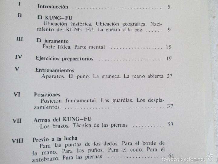 Libros de segunda mano: KUNG - FU PARA LA MUJER. KAN YI. EDITORIAL CAYMI. 1974. VER FOTOGRAFIAS ADJUNTAS - Foto 18 - 57313860