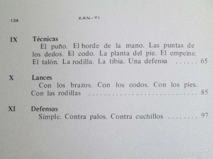 Libros de segunda mano: KUNG - FU PARA LA MUJER. KAN YI. EDITORIAL CAYMI. 1974. VER FOTOGRAFIAS ADJUNTAS - Foto 19 - 57313860