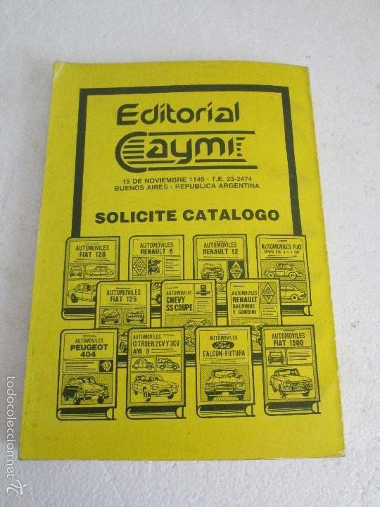 Libros de segunda mano: KUNG - FU PARA LA MUJER. KAN YI. EDITORIAL CAYMI. 1974. VER FOTOGRAFIAS ADJUNTAS - Foto 20 - 57313860