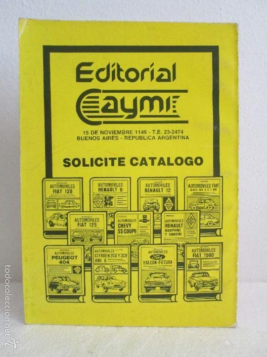 Libros de segunda mano: KUNG - FU PARA LA MUJER. KAN YI. EDITORIAL CAYMI. 1974. VER FOTOGRAFIAS ADJUNTAS - Foto 21 - 57313860