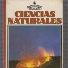Libros de segunda mano: BIBLIOTECA JUVENIL BRUGUERA, CIENCIAS NATURALES TOMO 1 -ED. AÑO 1980. Lote 57368915