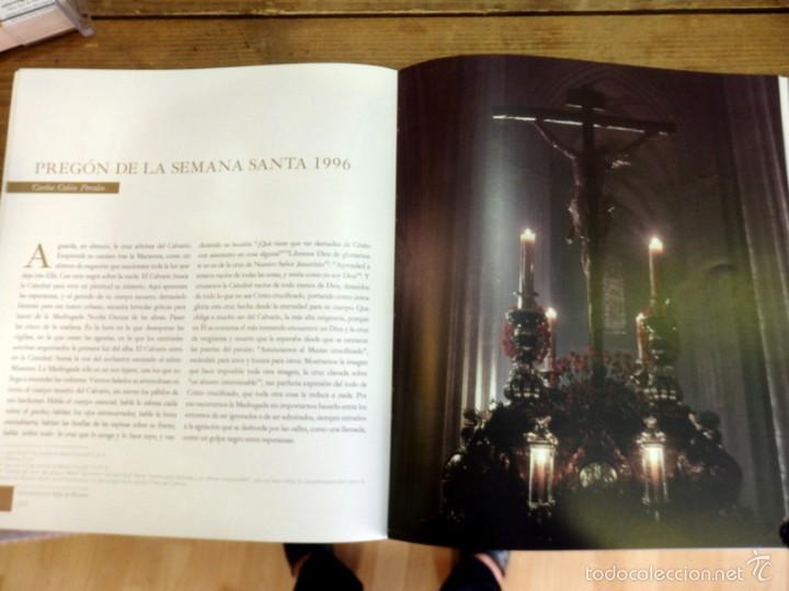 Libros de segunda mano: SEMANA SANTA SEVILLA, CALVARIO CUATRO SIGLOS DE HISTORIA,MUY ILUSTRADO,130 PAGINAS - Foto 2 - 57385607