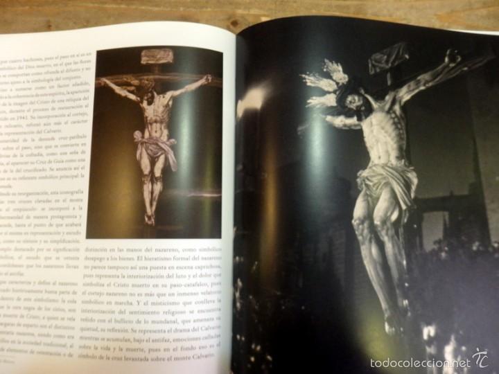 Libros de segunda mano: SEMANA SANTA SEVILLA, CALVARIO CUATRO SIGLOS DE HISTORIA,MUY ILUSTRADO,130 PAGINAS - Foto 4 - 57385607