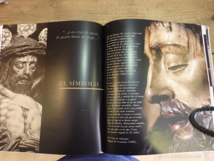 Libros de segunda mano: SEMANA SANTA SEVILLA, CALVARIO CUATRO SIGLOS DE HISTORIA,MUY ILUSTRADO,130 PAGINAS - Foto 6 - 57385607