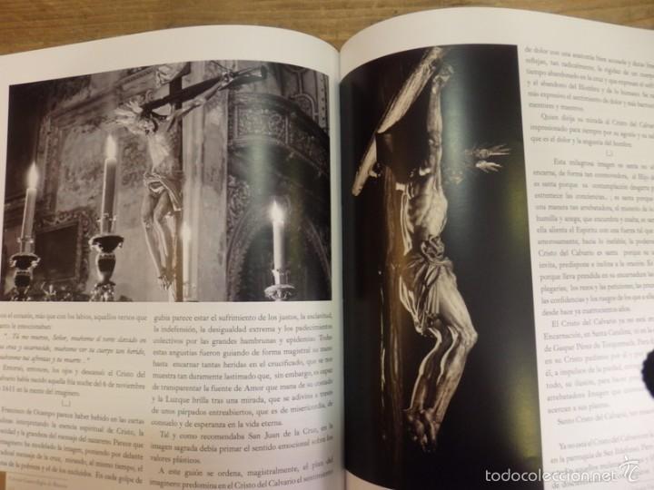 Libros de segunda mano: SEMANA SANTA SEVILLA, CALVARIO CUATRO SIGLOS DE HISTORIA,MUY ILUSTRADO,130 PAGINAS - Foto 7 - 57385607