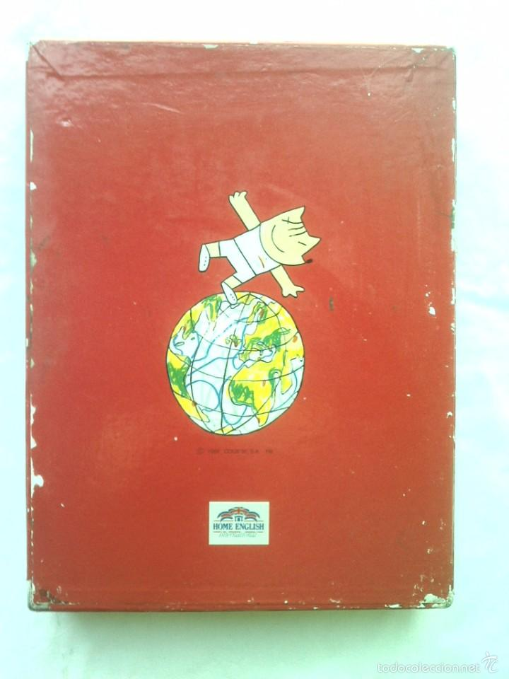 Libros de segunda mano: XAVIER MARISCAL CURSO DE INGLES WELCOME 92 1988 - Foto 2 - 57424764