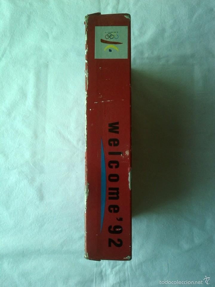 Libros de segunda mano: XAVIER MARISCAL CURSO DE INGLES WELCOME 92 1988 - Foto 3 - 57424764
