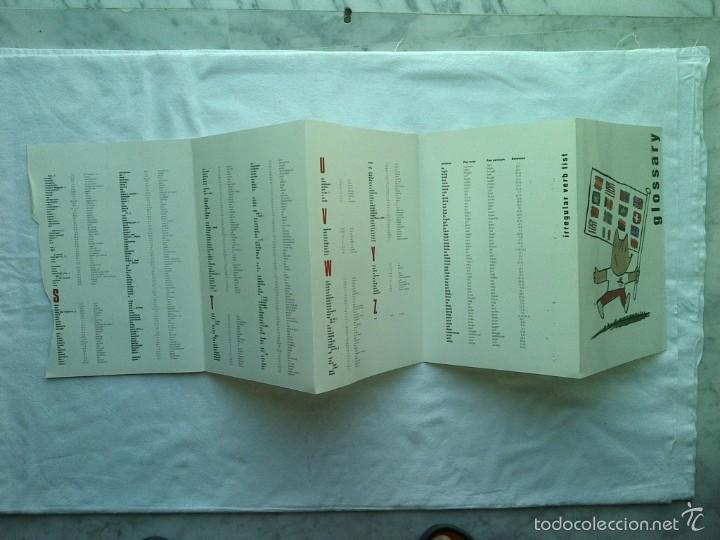 Libros de segunda mano: XAVIER MARISCAL CURSO DE INGLES WELCOME 92 1988 - Foto 8 - 57424764