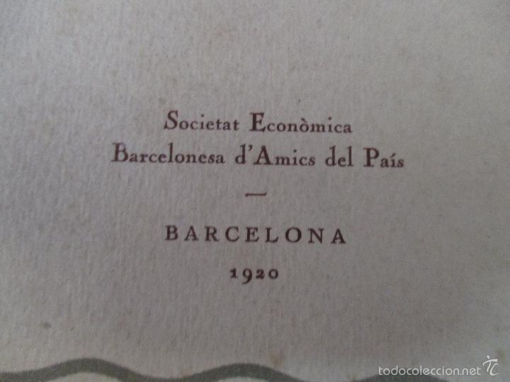 Libros de segunda mano: Les Cases a Bon Preu - Les Institucions Socials i els Problemes Obres - Eugeni Giralt - 1920 - Foto 3 - 57482371
