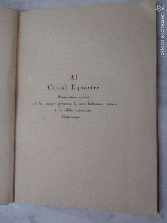 Libros de segunda mano: Les Cases a Bon Preu - Les Institucions Socials i els Problemes Obres - Eugeni Giralt - 1920 - Foto 5 - 57482371
