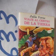 Libros de segunda mano: MINIBIBLIOTECA DE LA LITERATURA UNIVERSAL - VIAJE AL CENTRO DE LA TIERRA - ENVIO INCLUIDO A ESPAÑA. Lote 57497904