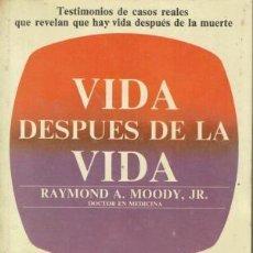 Libros de segunda mano: VIDA DESPUÉS DE LA VIDA. Lote 57506978