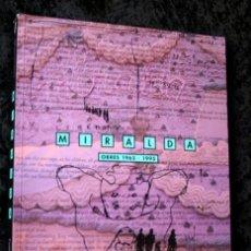 Libros de segunda mano: ANTONI - MIRALDA - OBRES 1965 - 1995 -. Lote 57525174