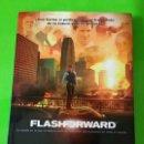 Libros de segunda mano: FLASHFORWARD-NOVELA. Lote 57565111