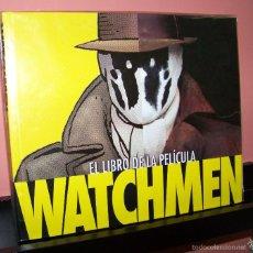Libros de segunda mano: WATCHMEN. EL LIBRO DE LA PELICULA. NORMA EDITORIAL. Lote 57570621