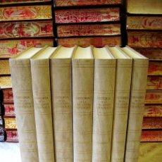 Libros de segunda mano: HISTORIA DE LA CRUZADA ESPAÑOLA . ( 7 VOLS. COMPLETA ) . . Lote 57576311